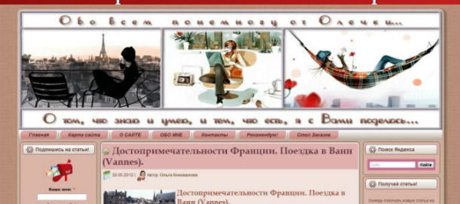 Интервью Хостиндо Блога. Ольга Коновалова