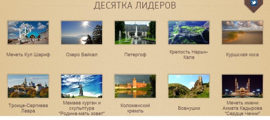 Голосуем за символ России!